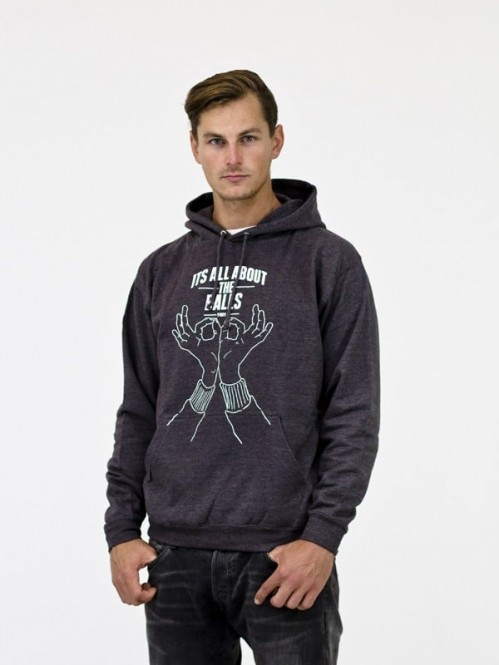 It´s all about the balls Hoodie
